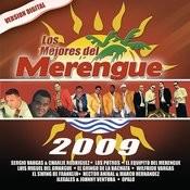 Los Mejores Del Merengue 2009 Songs