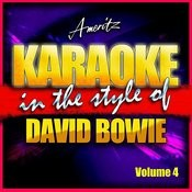 Karaoke - David Bowie Vol. 4 Songs