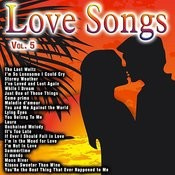 Love Songs Vol.5 Songs