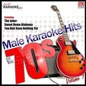Male Karaoke Hits Of The 70's Vol. 1 Songs