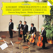 Schubert: String Quintet In C Major D.956, Op. Posth. 163 Songs