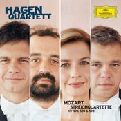 Mozart: String Quartets K. 489, 499 & 590 Songs