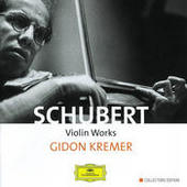 Schubert: Violin Works (4 CD's) Songs