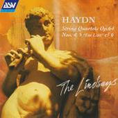 Haydn: String Quartets Op.64 Nos. 4, 5