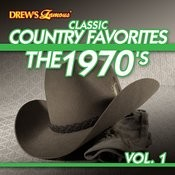 Classic Country Favorites: The 1970's, Vol. 1 Songs