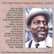 The Thelonious Monk Memorial Album Songs