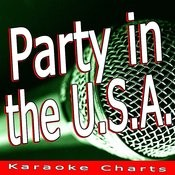 Party In The U.S.A. (Originally Performed By Miley Cyrus) [Karaoke Version] Song