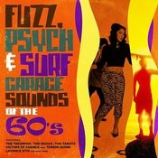 Fuzz, Psych & Surf - Garage Sounds Of The 60's Songs