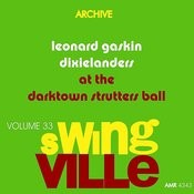 Swingville Volume 33: At The Darktown Strutters Ball Songs