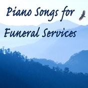 Piano Songs For Funeral Services Songs