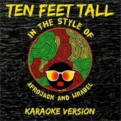 Ten Feet Tall (In The Style Of Afrojack And Wrabel) [Karaoke Version] - Single Songs