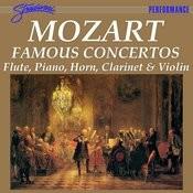 Mozart - Famous Concertos Songs
