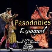 Pasodobles Espagnol Songs