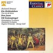 Ein Heldenleben, Op. 40: Des Helden Widersacher. Etwas Langsamer Song