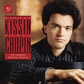 Kissin Plays Chopin - The Verbier Festival Recital Songs