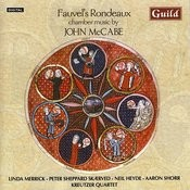 Fauvel's Rondeaux - Chamber Music By John Mccabe Songs