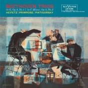 Beethoven: Trio, Op. 9, No. 1, In G, Trio, Op. 9, No. 3, In C Minor Songs