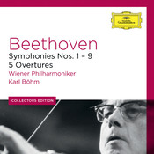 Beethoven: Symphonies Nos. 1 - 9; 5 Overtures Songs