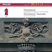 Mozart: Complete Edition Box 3: Divertimenti & Serenades (11 Cds) Songs