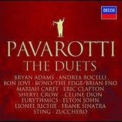 Pavarotti - The Duets Songs
