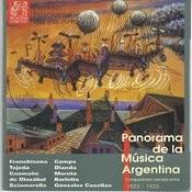 Panorama De La Música Argentina, Compositores Nacidos Entre 1923 - 1925 Songs