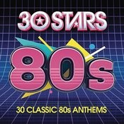 30 Stars of the 80s Songs