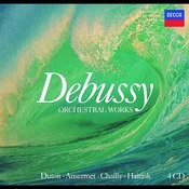 Debussy: Orchestral Works Songs