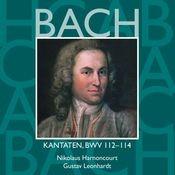 Bach, JS : Sacred Cantatas BWV Nos 112 - 114 Songs