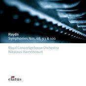 Haydn : Symphonies Nos 68, 93 & 100 (-  Elatus) Songs