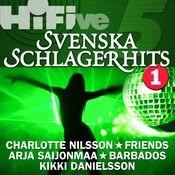 Hi-Five: Svenska Schlagerhits 1 Songs