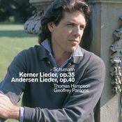 Schumann : Kerner Lieder, Andersen Lieder & Early Songs Songs