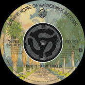 Takin' It To The Streets /  For Someone Special [Digital 45] Songs
