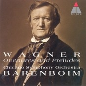 Wagner : Overtures & Preludes Songs