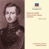 Music Of Albert, Prince Of Saxe, Coburg & Gotha Songs