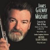 James Galway Plays Mozart: K. 299 & K. 376 & K. 296 Songs