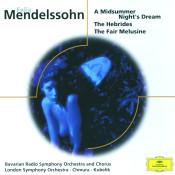 Mendelssohn Bartholdy Overtures Songs