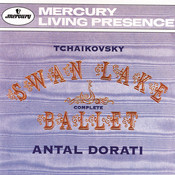 Tchaikovsky: Swan Lake, Op.20, TH.12 / Act 1 - No.5b Pas de deux: Andante Song