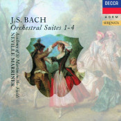 Bach J S Orchestral Suites 1 4 Songs