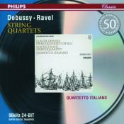 Debussy: String Quartet in G minor / Ravel: String Quartet in F Songs