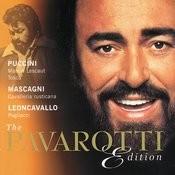 The Pavarotti Edition, Vol.6: Puccini, Mascagni, Leoncavallo Songs
