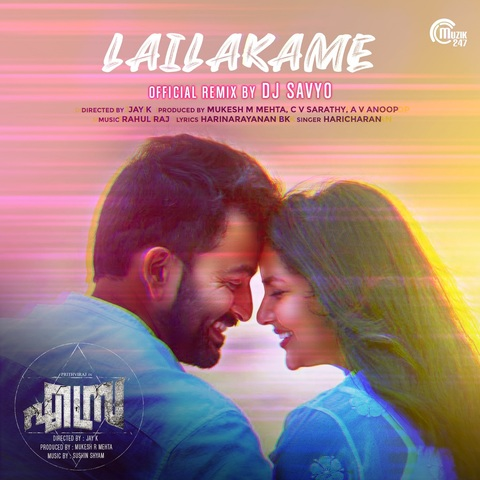 Lailakame (Official Remix By DJ Savyo)