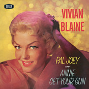 Vivian Blaine Singing Selections From Pal Joey/Annie Get Your Gun Songs