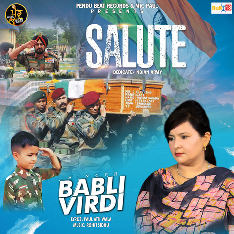 Salute (Dedicate Indian Army)