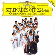 Dvorak: Serenades opp. 22&44 Songs