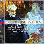 Verdi: Discoveries Songs