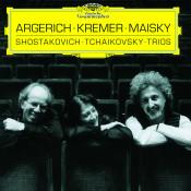 Shostakovich Tchaikovsky Piano Trios Songs