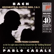 Bach:  Orchestral Suites Songs