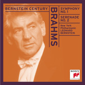 Brahms: Symphony No. 1; Serende No. 2 Songs