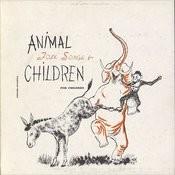 Animal Folk Songs For Children: Selected From Ruth Crawford Seeger's Animal Folk Songs For Children Songs