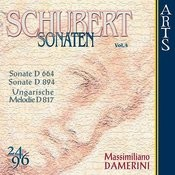Schubert: Piano Works Vol. 4 Songs